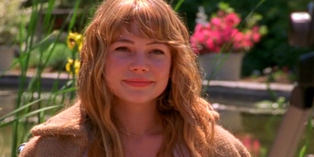 Michelle Williams in Dawson's Creek Episode Come To An End