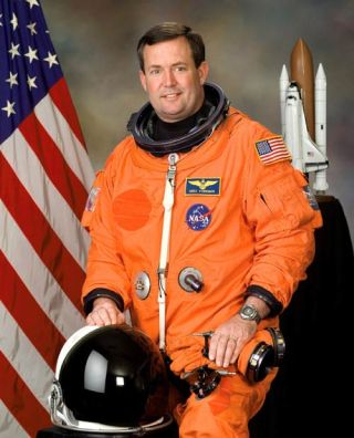 STS-123 Mission Specialist: Michael J. Foreman