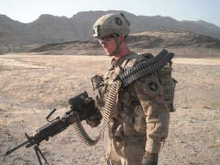 Ironman Army ammunition pack
