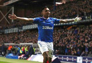 Rangers v Kilmarnock – Scottish Premiership – Ibrox