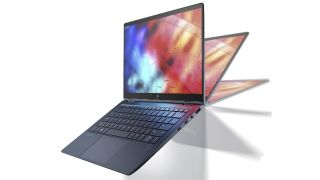 HP Elite Dragonfly G2 notebook with 5G.