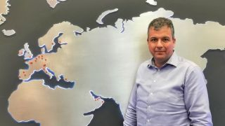 Jeroen Schlosser, Managing Director of Equinix Middle East and North Africa