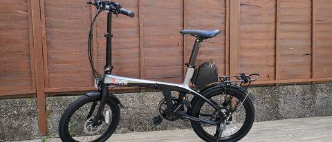 Furo Systems furo x折叠电动自行车