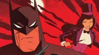 Character designer and comic artist Kris Anka shares his striking concept art for animated Batman pitch