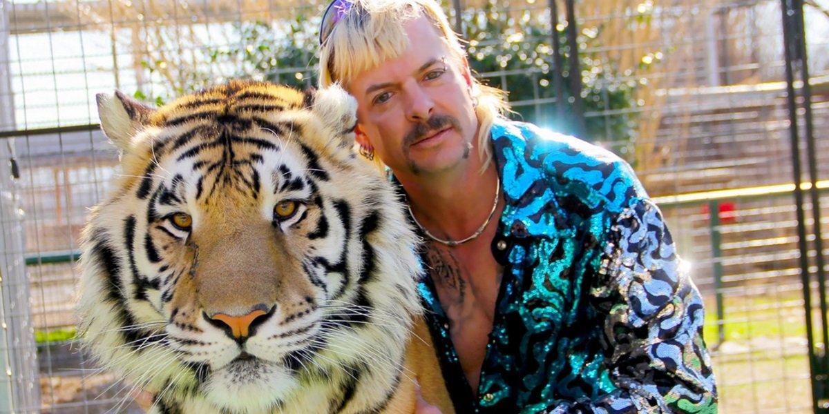 Tiger King Joseph Maldonado-Passage Joe Exotic Netflix