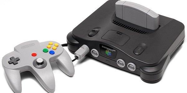 The Nintendo 64.