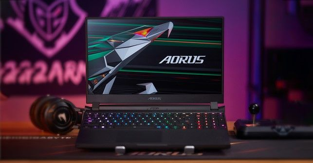 Gigabyte Announces Its First RTX 3050 Series Laptops and a Core i9 Flagship