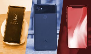 f1b70f82e93b Now that we've seen the big flagship phone releases for 2017, it's time to  pit the iPhone X, Galaxy S8+ and Note 8, LG V30, and Google Pixel 2 XL  against ...