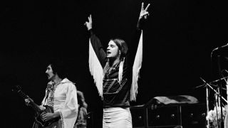 Black Sabbath: one of the bands who forged heavy metal