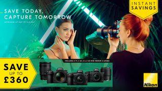 Nikon Instant Savings Summer 2021