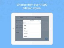 Class Tech Tips: RefMe for Citation Help