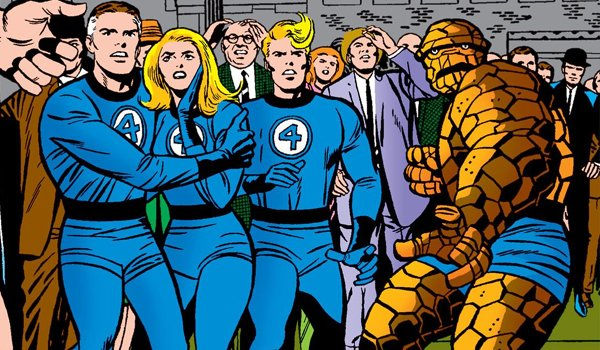 The Fantastic Four The Coming of Galactus cover