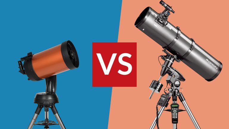 Orion SkyView Pro 8 GoTo vs Celestron Nexstar 8SE