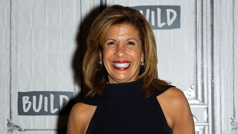 Today's Hoda Kotb at The Tuesday, Mar 12, 2019 BUILD Series discussing her book