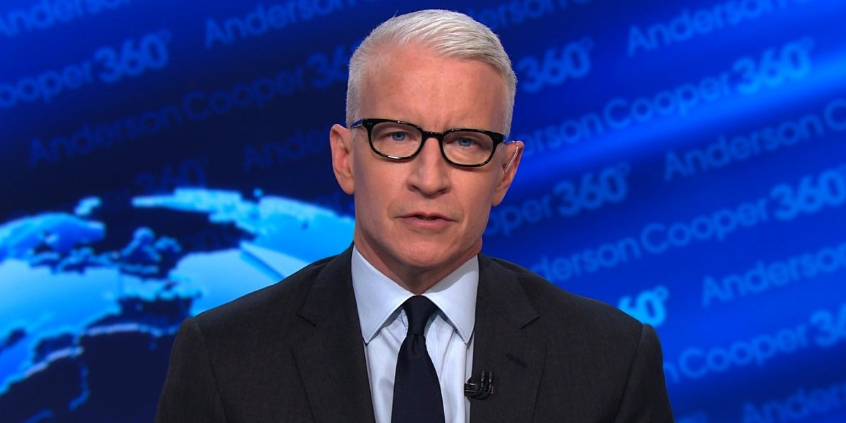 Anderson Cooper on Anderson Cooper 360