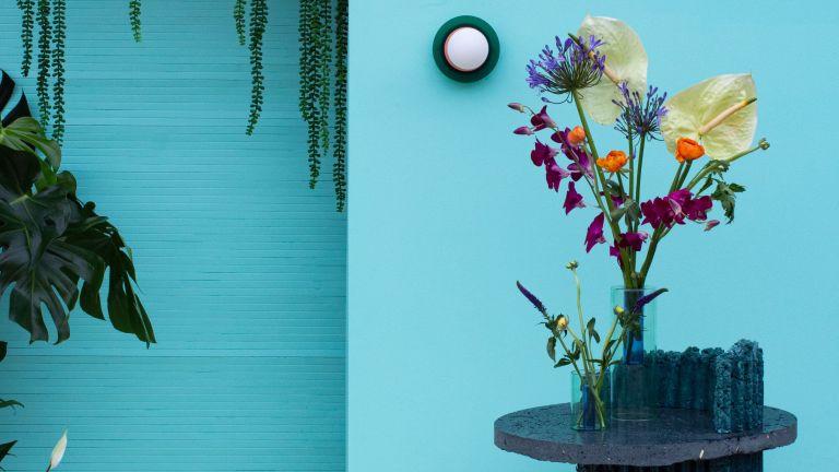 Paint sample hack, Kelly Hoppen, paint, decorating tips, celebrity interior designer