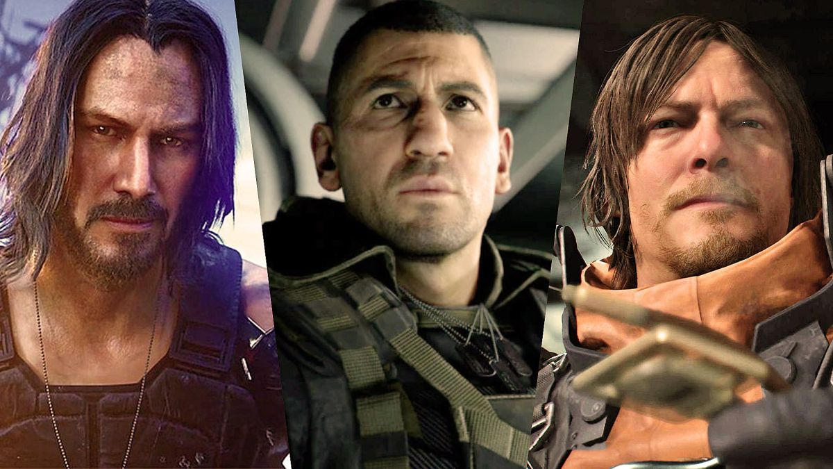 Where Kojima meets Keanu: star studded titles mean Hollywood has finally invaded gaming