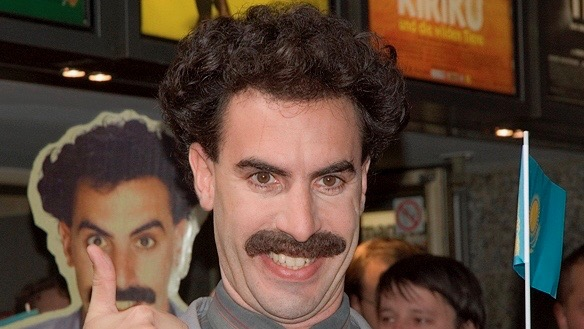 Borat 2 is coming to Amazon Prime Video  and it's got an imminent release date (update)