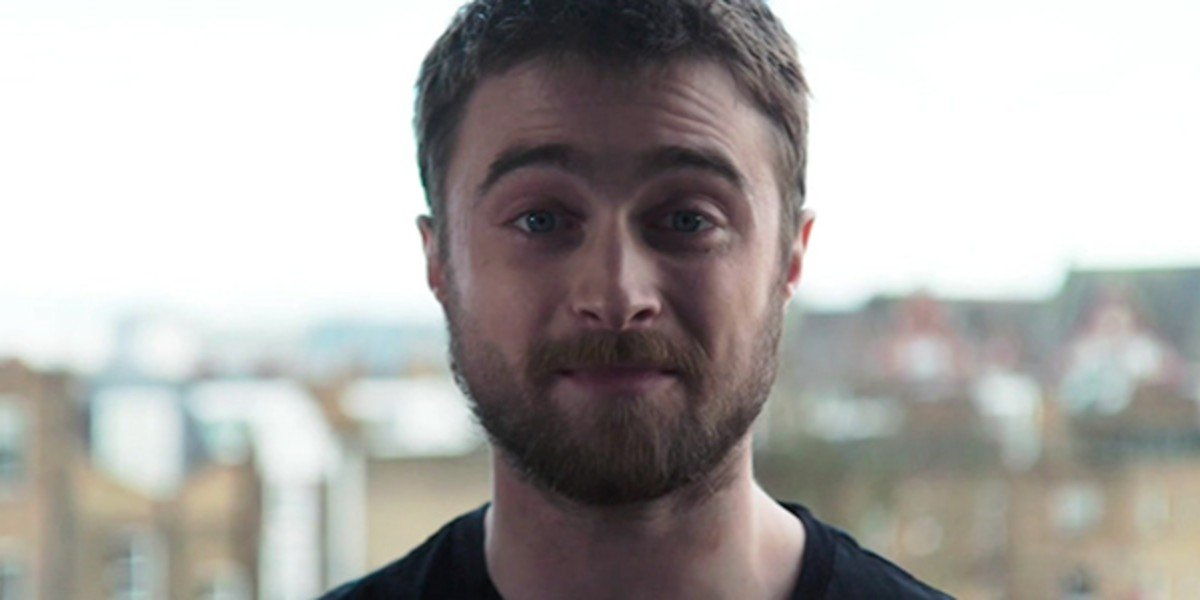 Daniel Radcliffe - Lost in London