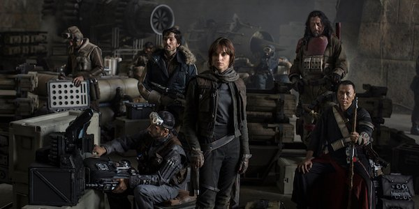 Star Wars: Rogue One cast
