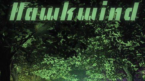 Hawkwind - Into The Woods album artwork
