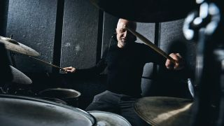 Elite drummer reflects on a charmed session career