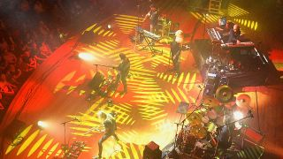 Steve Hackett live in concert