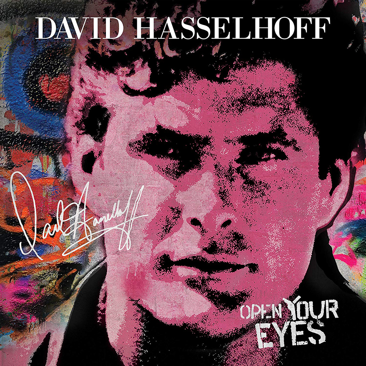 David Hasselhoff recruits Todd Rundgren, Ministry and Tracii Guns for new album | Louder