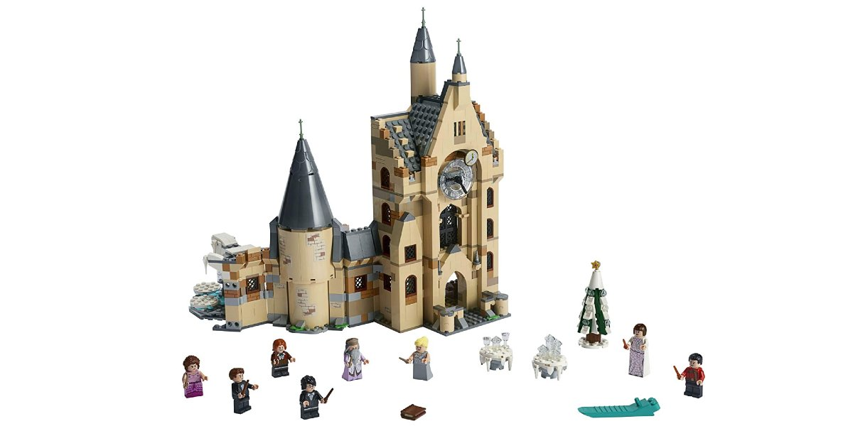 A LEGO Hogwarts Clock Tower To Start Or Complete The Collection