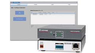 Extron Adds USB Matrix Switching Controller