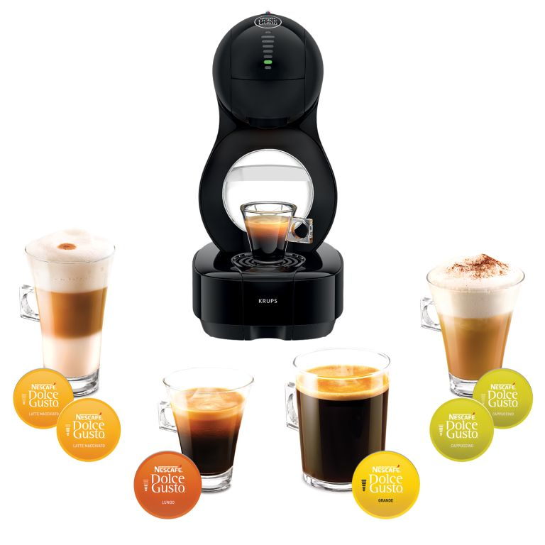 Nescafé Dolce Gusto Lumio coffee machine review
