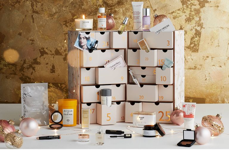 john lewis beauty advent calendar offer
