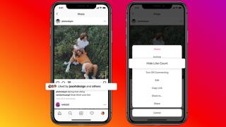 La nueva función de Instagram para ocultar los 'me gusta'