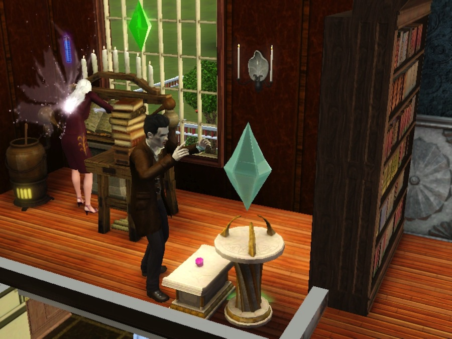 The Sims 3 Supernatural Review: Witches, Fairies, Werewolves And Magic #23621