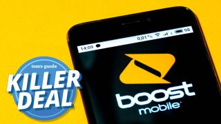 Boost Mobile sales