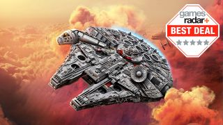 Save on cheap Star Wars LEGO deals from £18.99, including the Ultimate Millennium Falcon for its lowest ever price