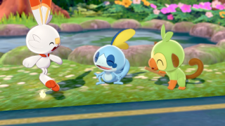 Pokemon Sword and Shield walkthrough