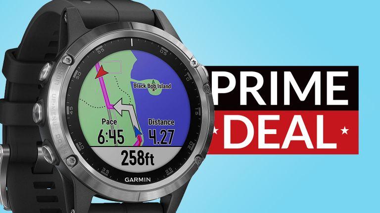 Garmin Fenix 5 Plus deal Amazon Prime Day deal