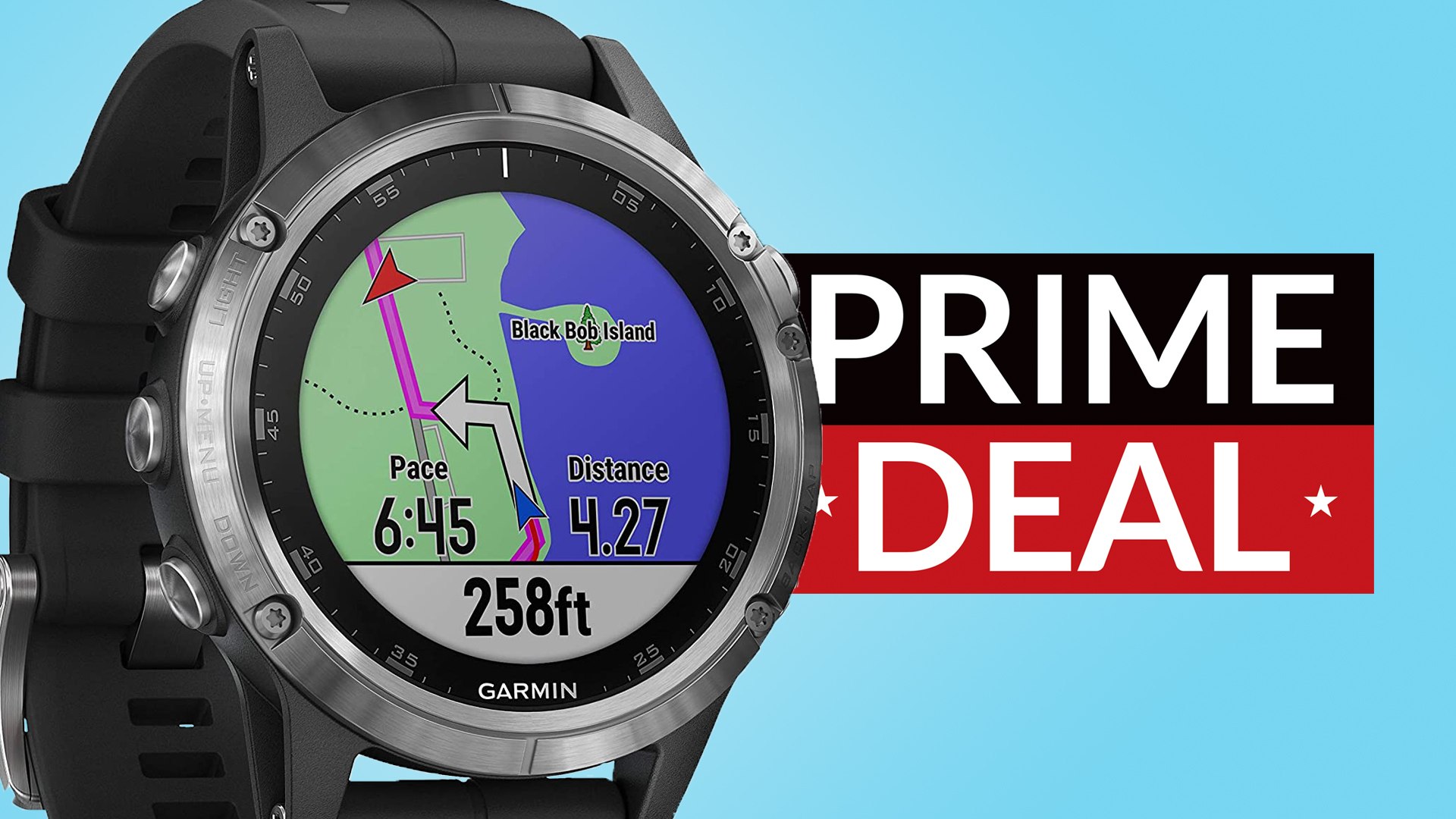 Amazon Prime Day Garmin Deal Fenix 5 Plus Receives Juicy Price Cut For Amazon Prime Day Save Today T3