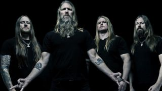 A promo picture of Amon Amarth