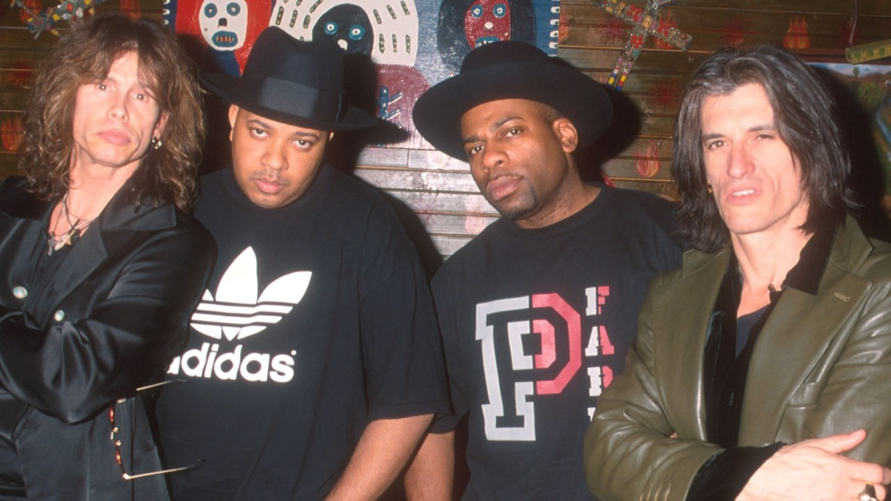 The Story Behind The Song Walk This Way By Run Dmc Louder