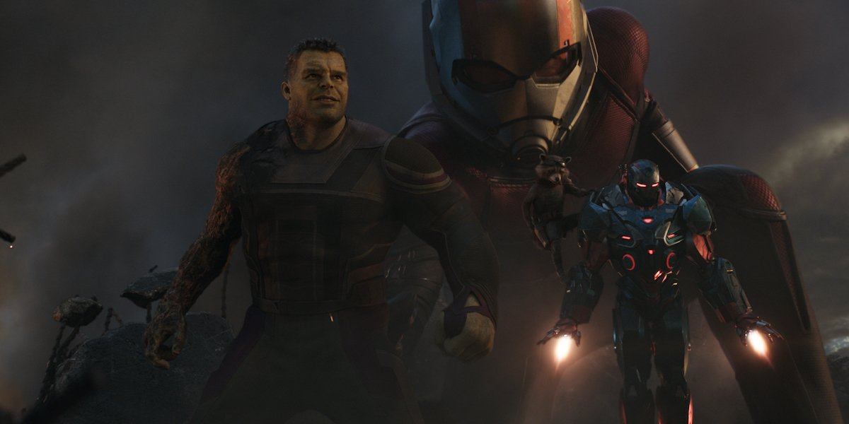 Avengers: Endgame Concept Art Shows A Wild Crossover, And Now I've Got FOMO