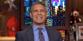 What Andy Cohen Has To Say About The Rumors Real Housewives Could Be Lori Loughlin's Next Step