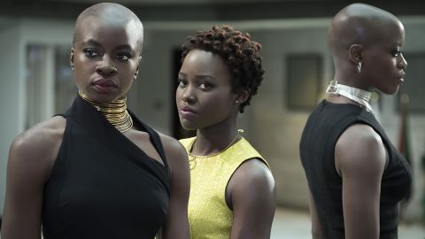 Black Panther Deleted Scene Confirms Okoye & W'Kabi Are Married