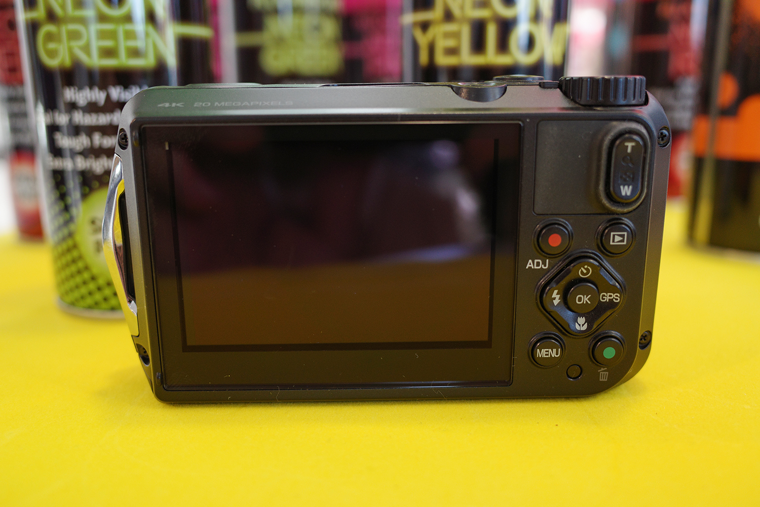 Ricoh WG-6 boasts 20MP and 20m underwater shooting | Digital Camera World