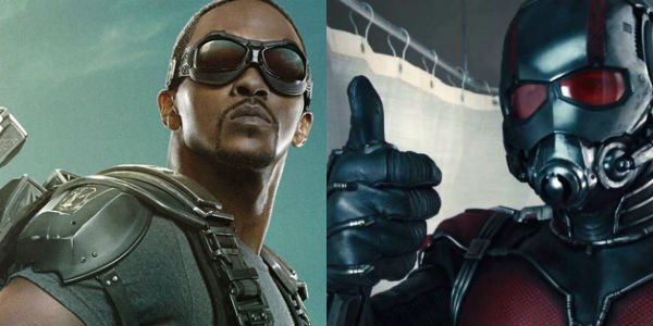 Ant man may include falcon and other avengers - Faucon avengers ...