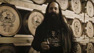 John Petrucci's Iron Smoke Distillery whiskey