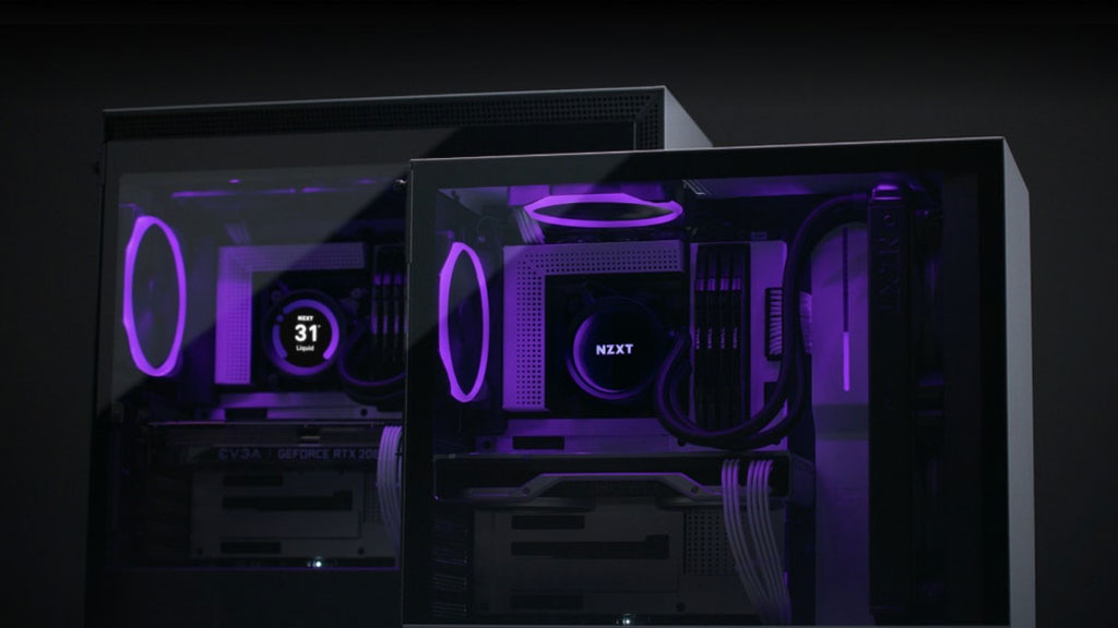 NZXT will ship you a new gaming PC in 2 days, including RTX 30-series GPU