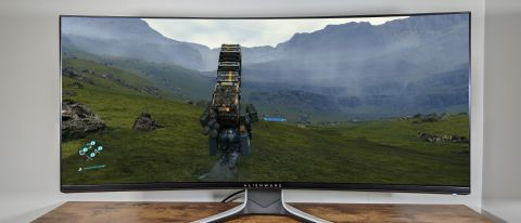Alienware 38 AW3821DW gaming monitor review