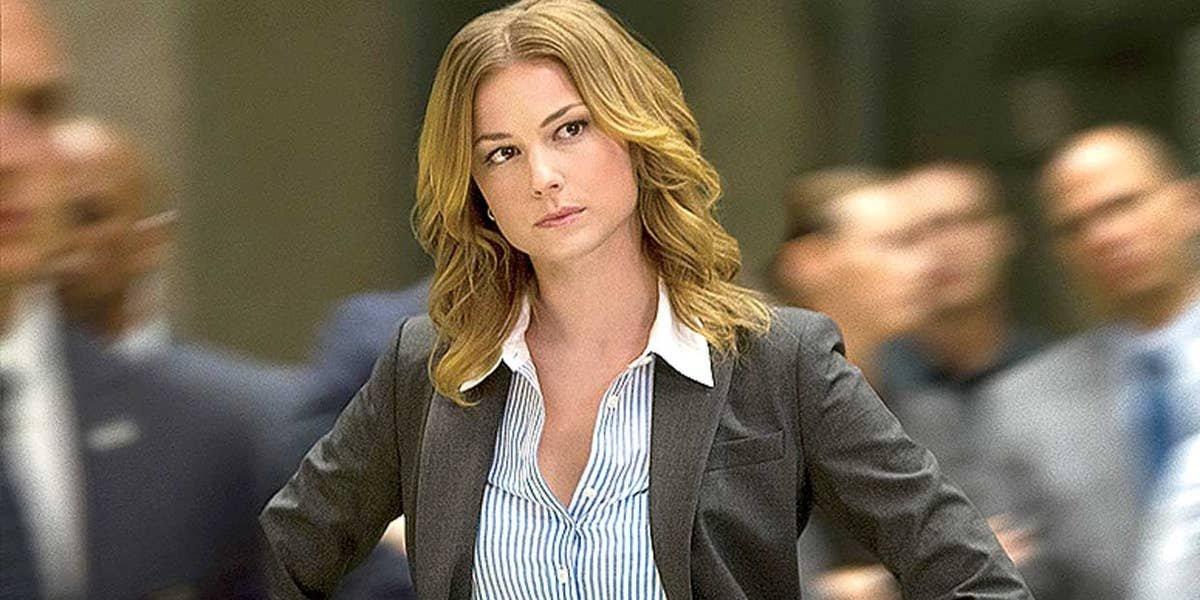 Sharon Carter in Captain America: Civil War.